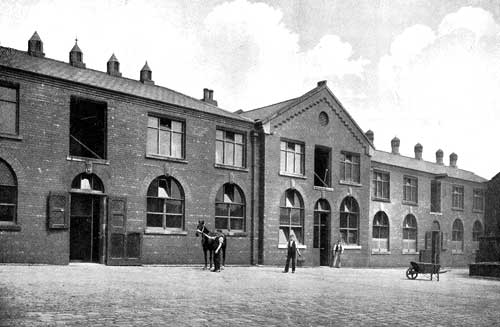 All Saints' Street Stables