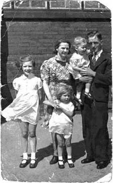 The Berry Family - about 1943