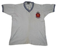 Hartle 1958 FA Cup final shirt front