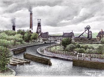 Ladyshore Colliery, Little Lever