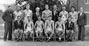 1948 Olympic Team and officials